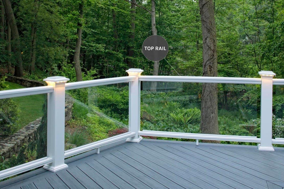 deck railing systems 101 what you need