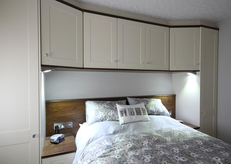 Bespoke Bedroom Doors and Units  Timbertone Design