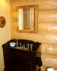log-home-interior-decor-00014 | Timber Wolf Handcrafted ...