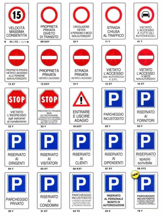 Cartelli stradali dal 1953 una grande realt novarese - Il mercato della piastrella moncalieri orari ...