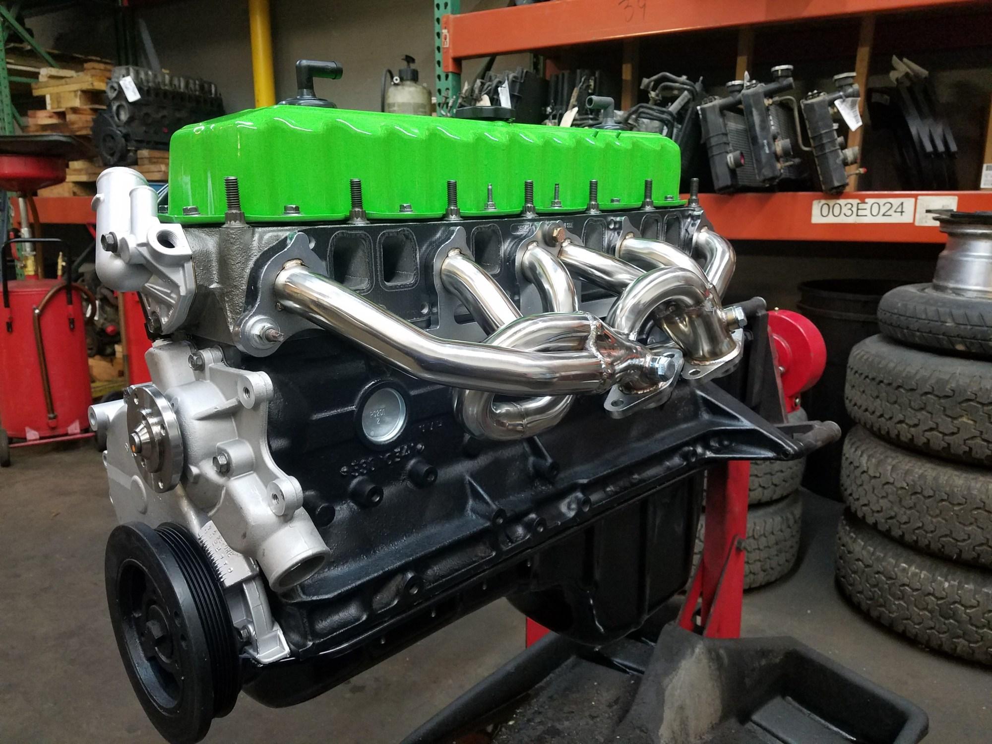 hight resolution of engines