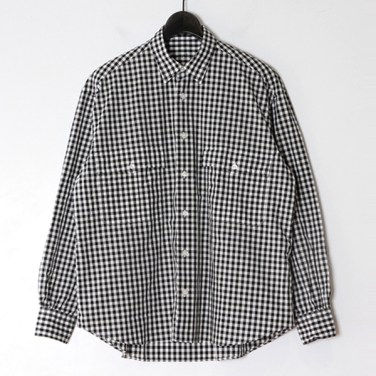 「ROLL UP GINGHAM CHECK SHIRT」の画像検索結果