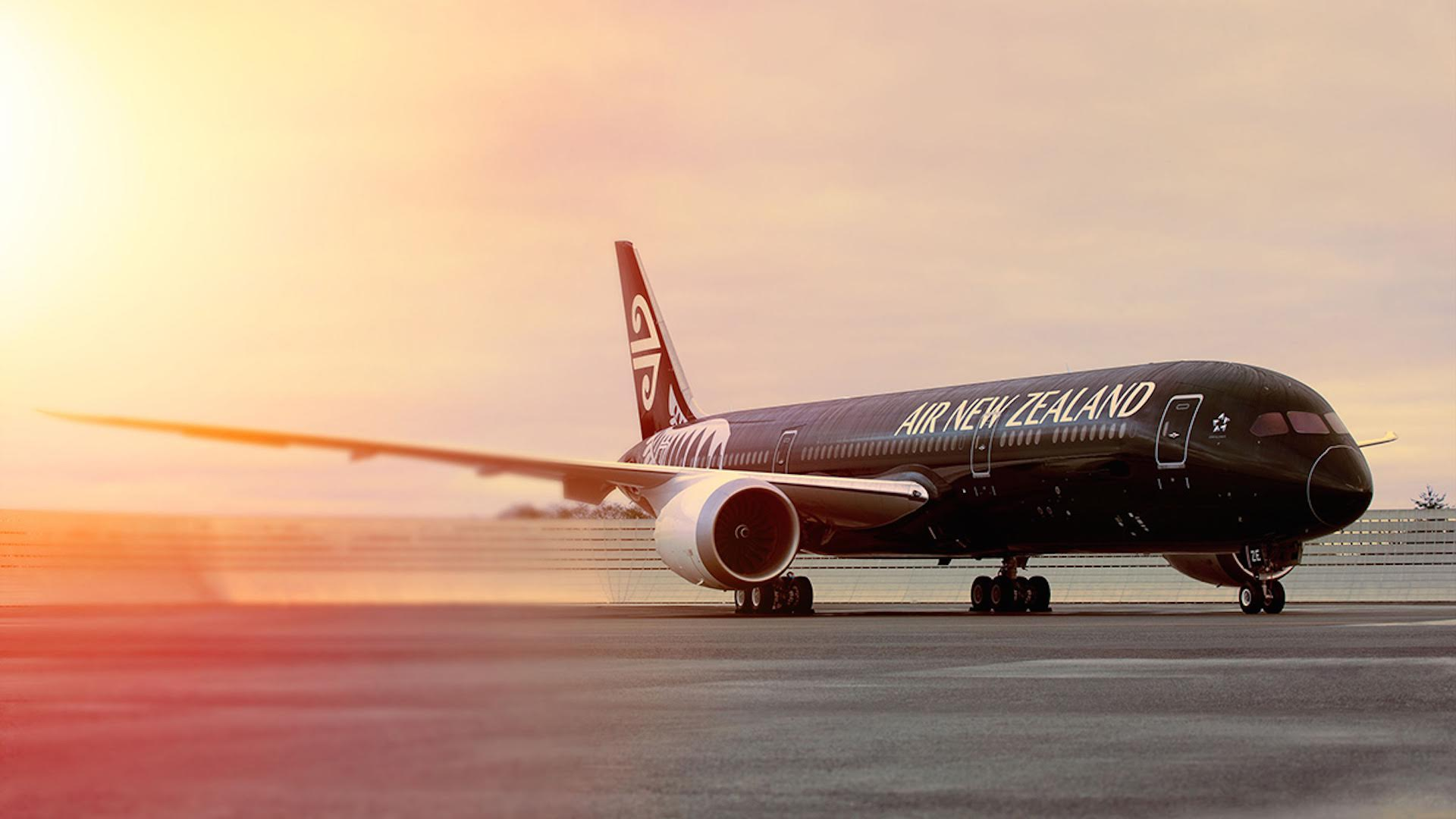 Boeing 777 Wallpaper Hd Air New Zealand Comienza Sus Vuelos Non Stop A Auckland Time