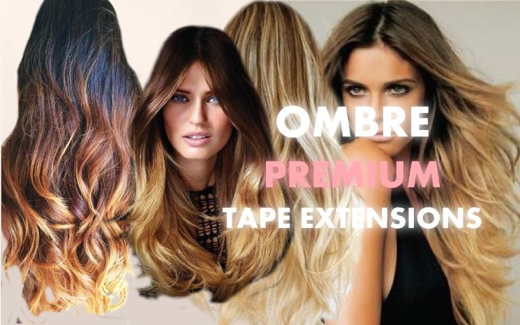 Premium Echthaar Shop  Virgin Echthaar Tape Extensions  wwwtimeforhairextensionsde