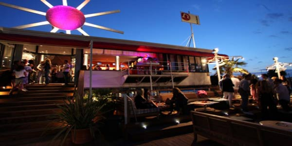 Jesolo  Terrazzamare Summer Ending Party  Time To Lose
