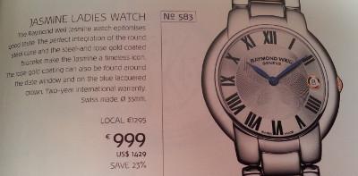 watch international