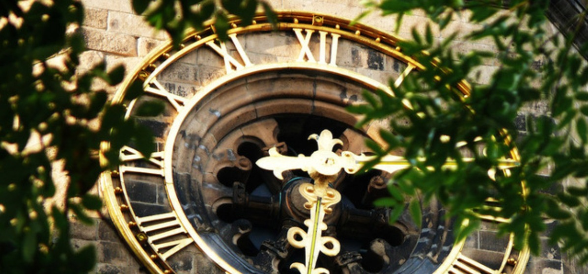 Turning the clock back to change history - is it a moral thing to do?