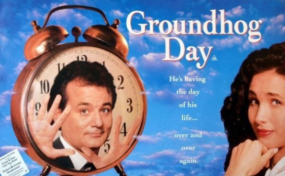 Groundhog Day again