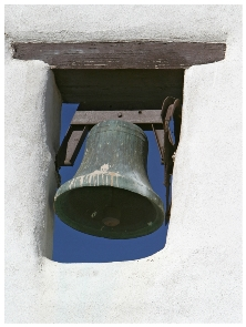 Clanging church bell disturbs