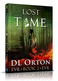 Lost Time by DL Orton
