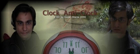 Clock Anti-Clock (Paragravity)