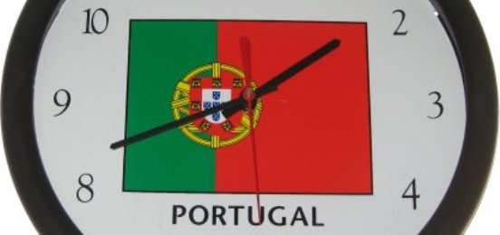 Portugal - land of time travel