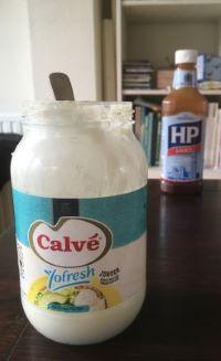 Dutch mayonnaise in an alternate universe