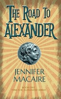 Jennifer Macaire's Road to Alexander book cover
