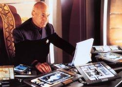 Tablets in Star Trek