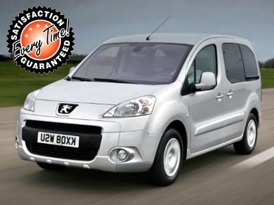 Best Peugeot Partner Combi Van Car Leasing Deals