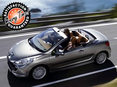 Best Peugeot 207 Coupe Cabriolet Car Leasing Deals