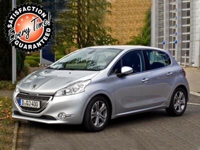 Best Peugeot 208 Car Leasing Deals