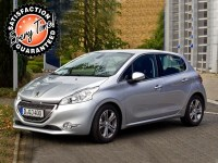 Best Peugeot 208 Car Leasing Deals