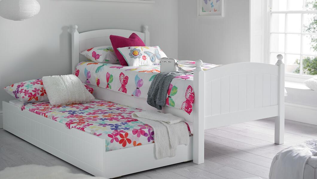 cheap girls beds little girl single