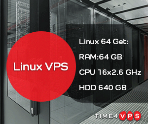 Time4VPS.EU - VPS hosting in Europe