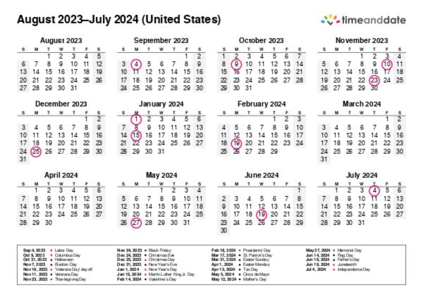 Printable Calendar 2022 for Australia (PDF)
