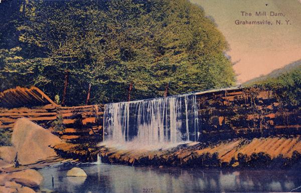 Mill Dam Grahamsville