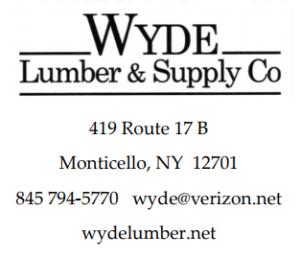 wyde lumber