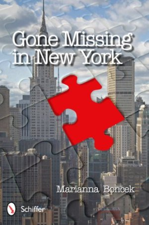 Gone Missing in New York by Marianna Boncek