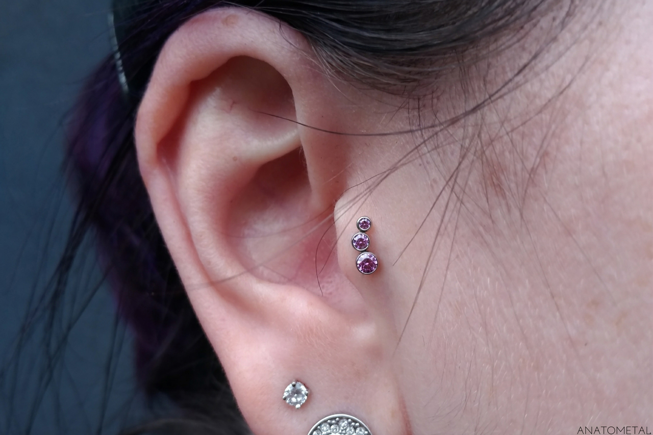 tragus piercing croydon
