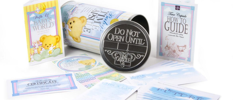 baby time capsule kit