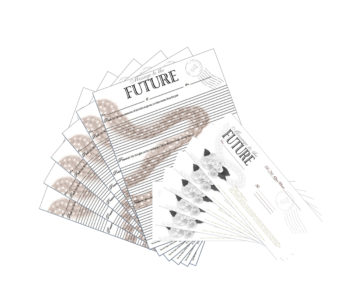 Wedding Time Capsule - Message To The Future Stationary