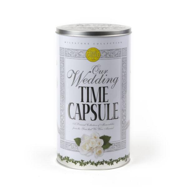 Wedding Day Mementos - Wedding Time Capsule