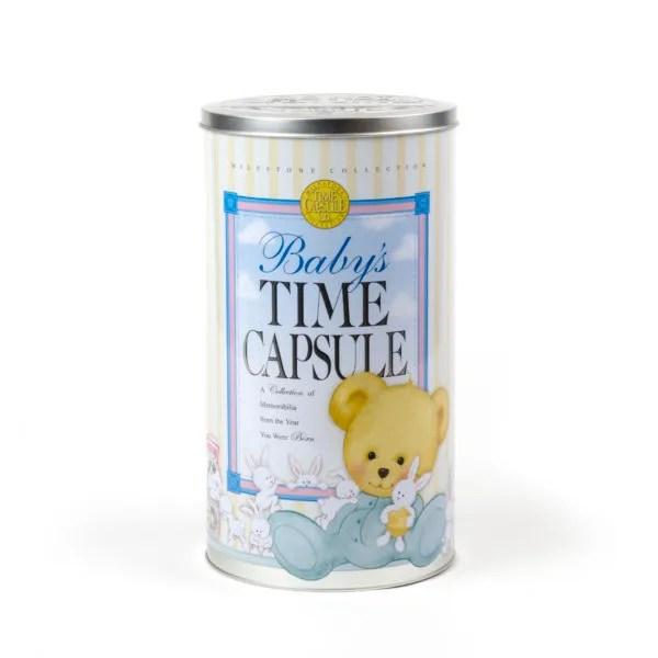 Baby keepsake gift - Baby Time Capsule