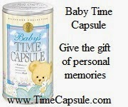 Baby Time Capsule AD