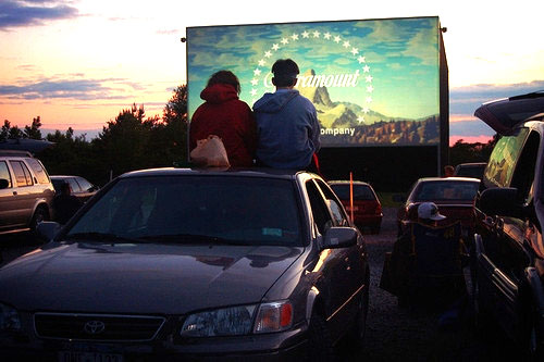 Drive in Movies -3