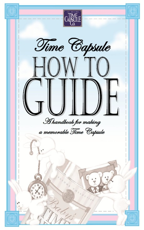 baby time capsule - How To Guide