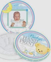 Baby Hand Print Kit - Handprint kit impression