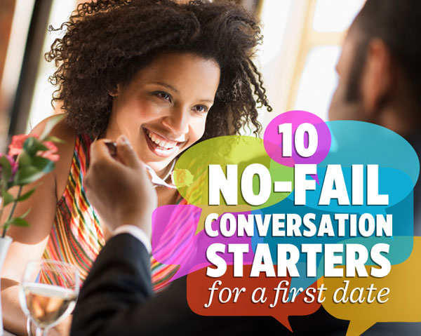 First Date Conversation Tips