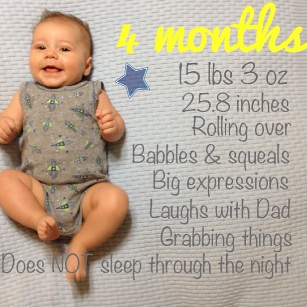 Baby Milestone Moments to Record