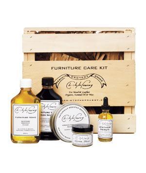 Wedding Gift List Furniture : Wedding Gift IdeasFurniture Care kit