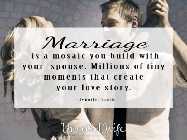 Wedding Photography - Marriage Quote