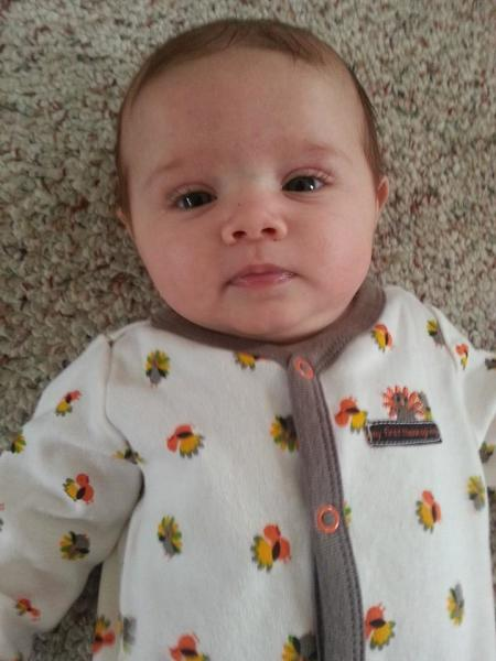 Thanksgiving Baby - Preserve Memories