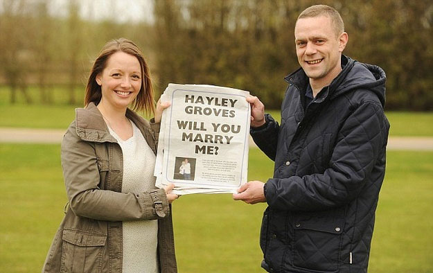 Perfect Marriage Proposal Ideas