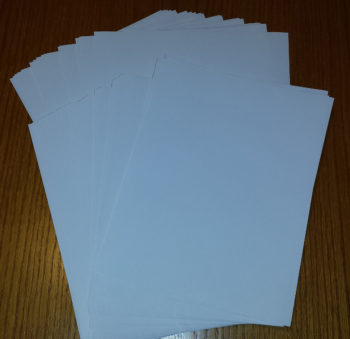 50 extra DIY Sticker Sheets