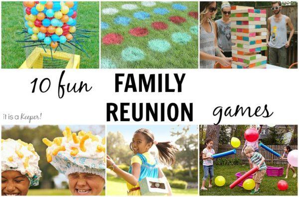 Memorable Family Reunion Ideas -2