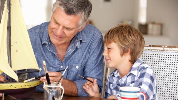 Pass on to Grandchildren -1