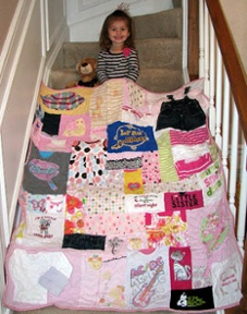 Recycle Old Baby Clothes 1 Time Capsule Company