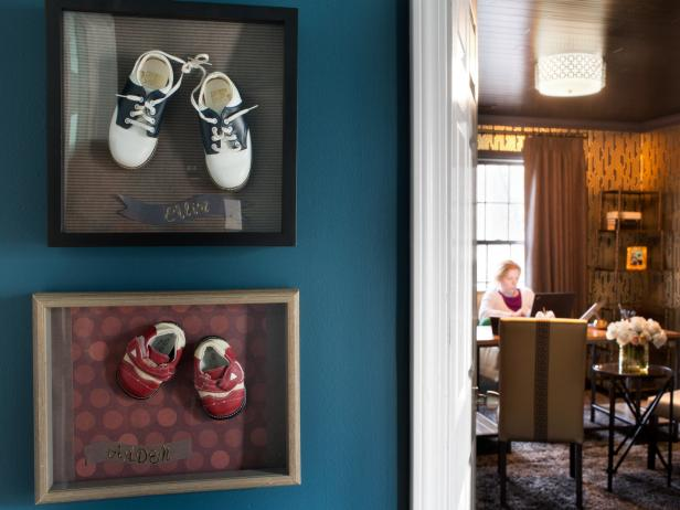 Home Keepsakes - Baby Shoes