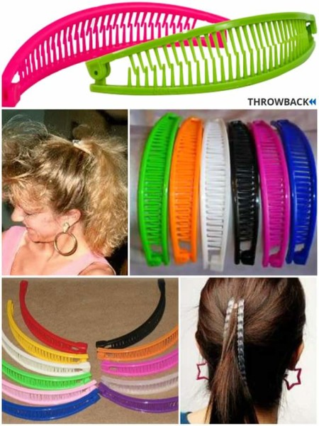 80s Items to Laugh About - Banana Clips